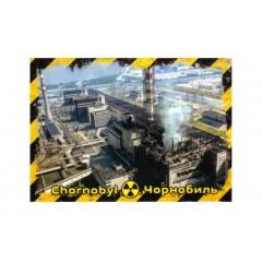 Magnetek Černobylská havárie