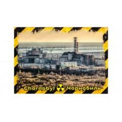 Magnetek Černobylská elektrárna
